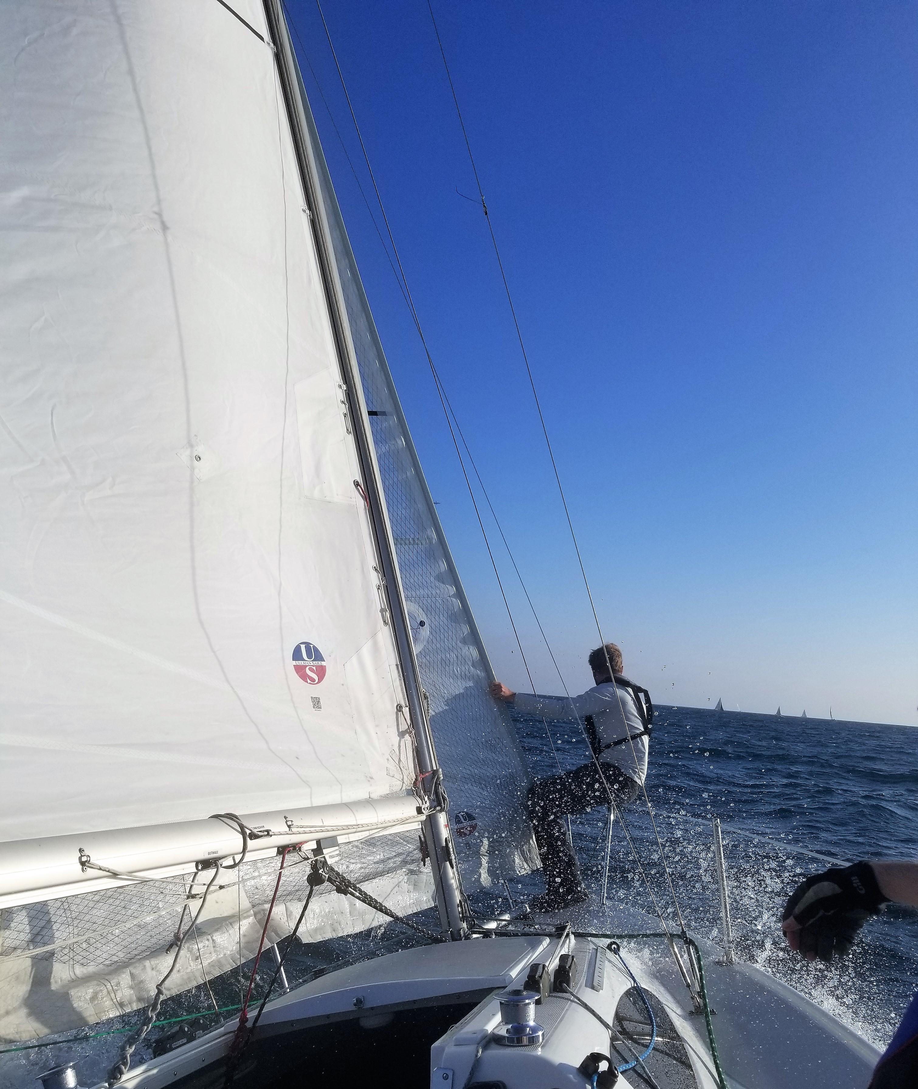 Intermediate Sailing Asa 103 Sailing School In Los Angeles